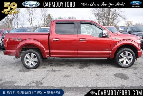 2015 Ford F-150 in Greenwich, NY