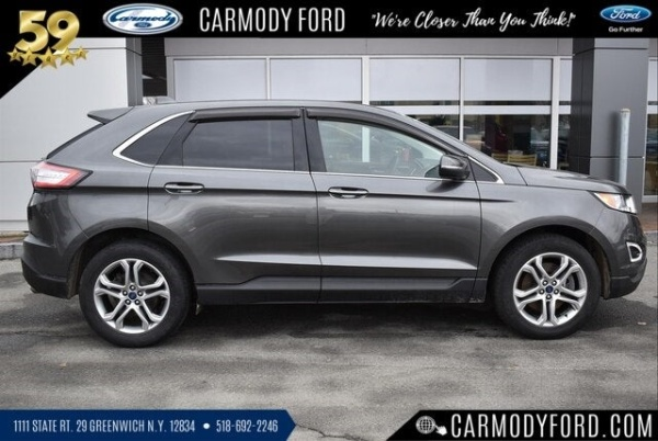 2017 Ford Edge in Greenwich, NY