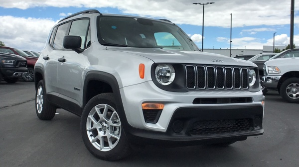 2019 Jeep Renegade in Carson City, NV