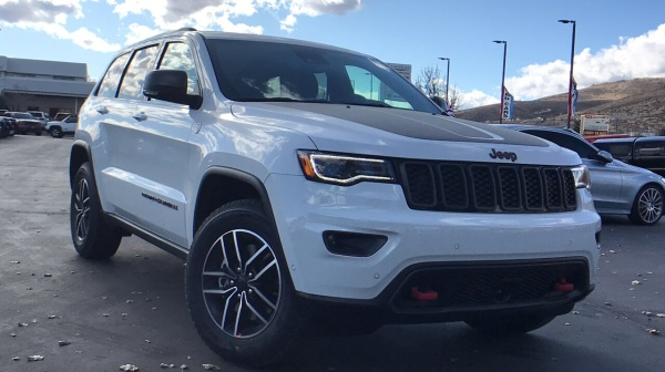 Carson City Jeep >> 2020 Jeep Grand Cherokee Trailhawk For Sale In Carson City