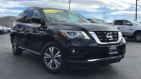 2017 Nissan Pathfinder in Carson City, NV