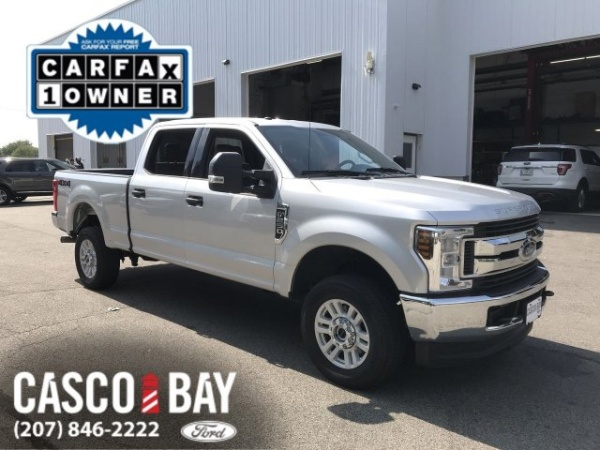 2018 Ford Super Duty F-250 in Yarmouth, ME
