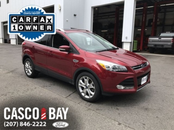 2016 Ford Escape in Yarmouth, ME