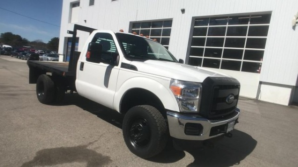 2016 Ford Super Duty F-350 Chassis Cab in Yarmouth, ME