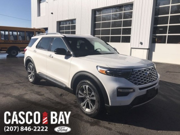 2020 Ford Explorer in Yarmouth, ME