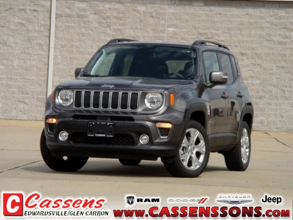2019 Jeep Renegade in Glen Carbon, IL