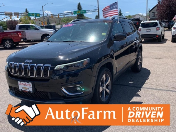 2019 Jeep Cherokee in Evanston, WY