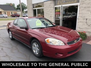 2006 chevrolet monte carlo lt 3 5l for sale in port huron, mi