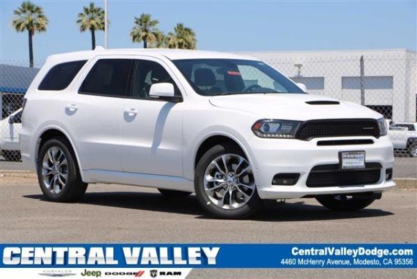 Central Valley Dodge >> 2019 Dodge Durango R T For Sale In Modesto Ca Truecar