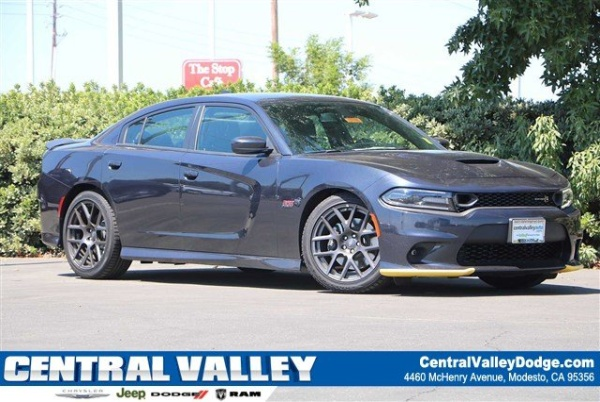Central Valley Dodge >> 2019 Dodge Charger Scat Pack For Sale In Modesto Ca Truecar