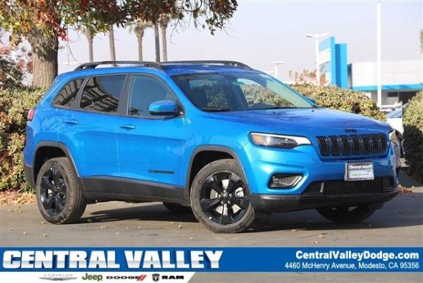 2020 Jeep Cherokee in Modesto, CA
