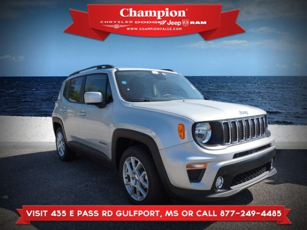 2019 Jeep Renegade in Gulfport, MS