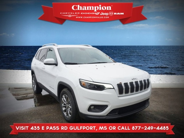 2019 Jeep Cherokee in Gulfport, MS