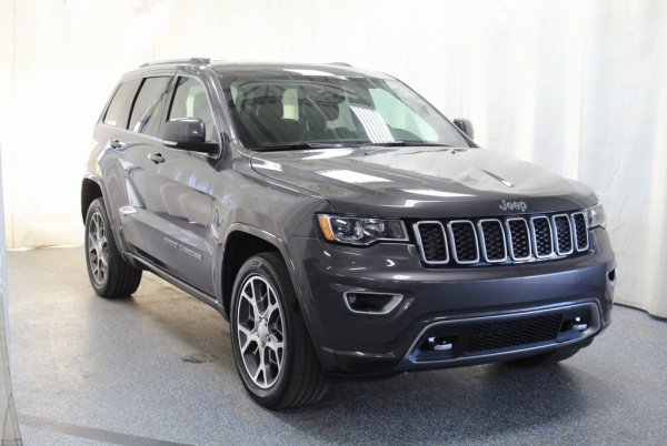2018 Jeep Grand Cherokee in Lansing, MI