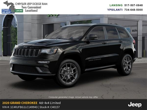 2020 Jeep Grand Cherokee in Lansing, MI