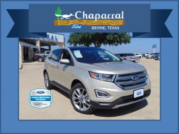 2018 Ford Edge in Devine, TX