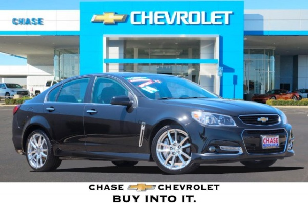 2014 Chevrolet SS in Stockton, CA