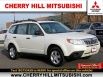2011 Subaru Forester 2.5X with Alloy Wheel Value Package Manual for Sale in Cherry Hill, NJ