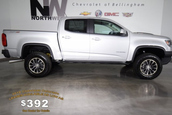 2019 Chevrolet Colorado in Bellingham, WA