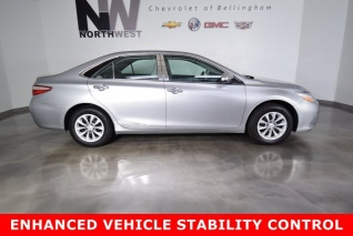 Lovely Used 2015 Toyota Camry LE I4 Automatic For Sale In Bellingham, WA