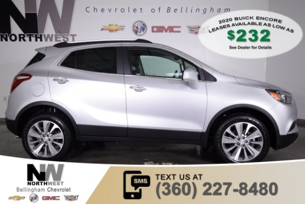 2020 Buick Encore in Bellingham, WA