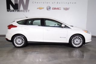 2016 Ford Focus Electric Hatchback For In Bellingham Wa