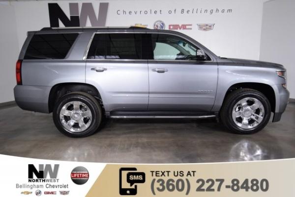 2019 Chevrolet Tahoe Premier 4wd For Sale In Bellingham Wa