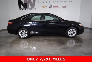 Elegant Used 2015 Toyota Camry LE I4 Automatic For Sale In Bellingham, WA