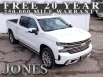2019 Chevrolet Silverado 1500 High Country Crew Cab Short Box 4WD for Sale in Humboldt, TN