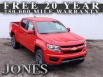 2019 Chevrolet Colorado Work Truck Crew Cab Short Box 4WD Automatic for Sale in Humboldt, TN