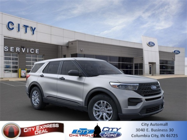 2020 Ford Explorer in Columbia City, IN