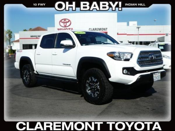 2016 Toyota Tacoma in Claremont, CA