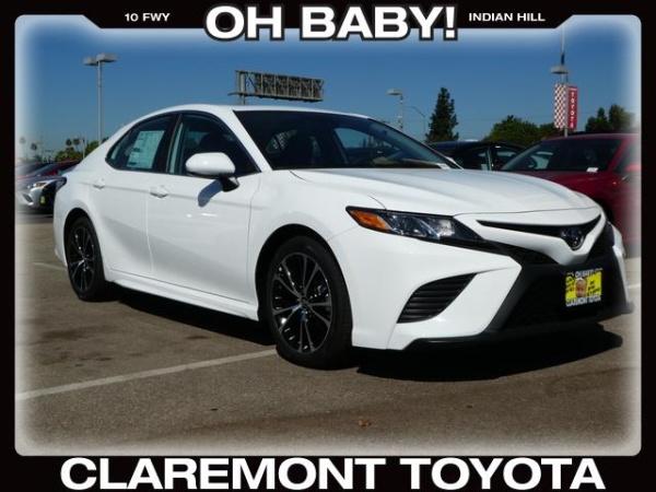 2020 Toyota Camry in Claremont, CA