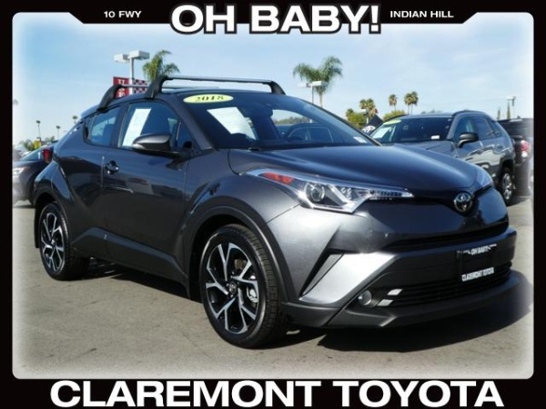 2018 Toyota C-HR in Claremont, CA