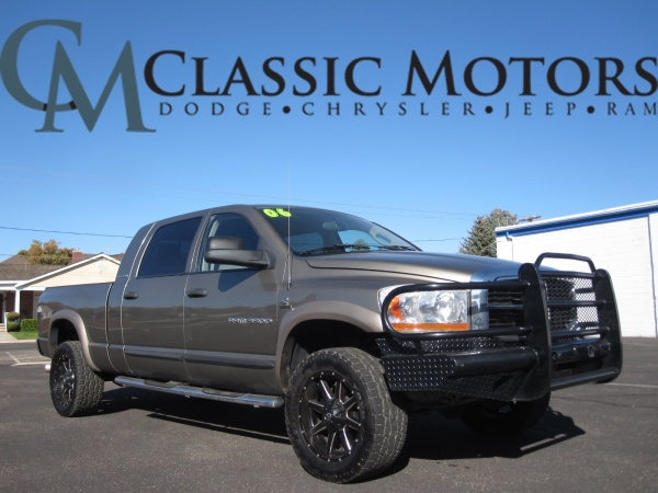 2006 Dodge Ram 3500 in Richfield, UT