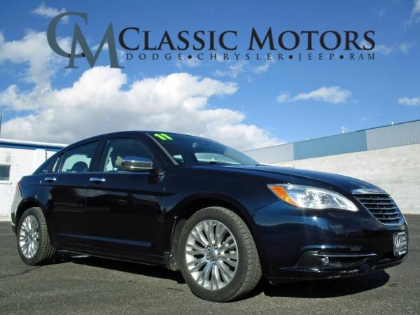 2011 Chrysler 200 in Richfield, UT