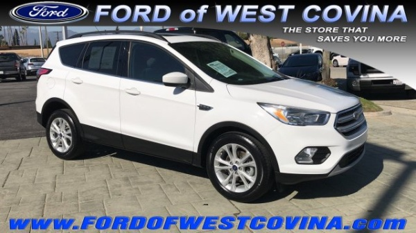 2018 Ford Escape in West Covina, CA