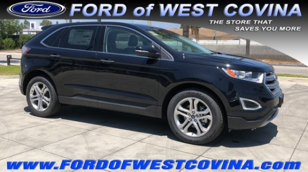 2018 Ford Edge in West Covina, CA