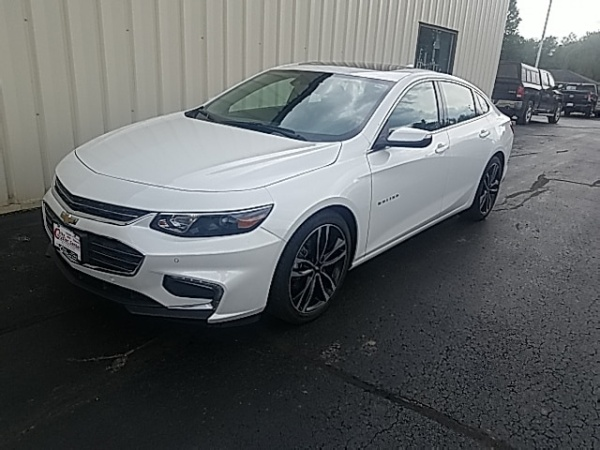 2017 Chevrolet Malibu Hybrid With 1hy For Sale In Colby Wi