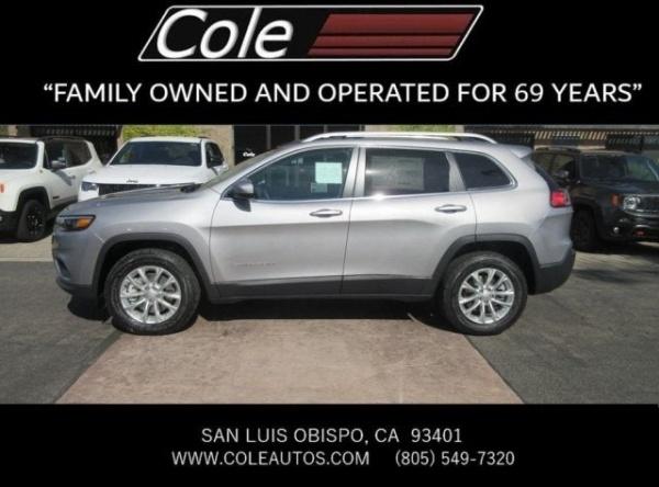 2019 Jeep Cherokee in San Luis Obispo, CA