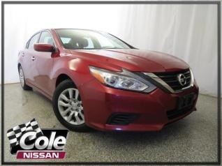Used 2016 Nissan Altima 2.5 S For Sale In Kalamazoo, MI