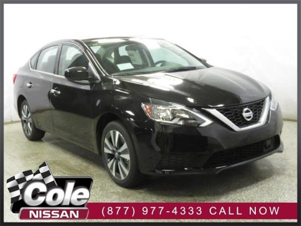 2019 Nissan Sentra in Kalamazoo, MI