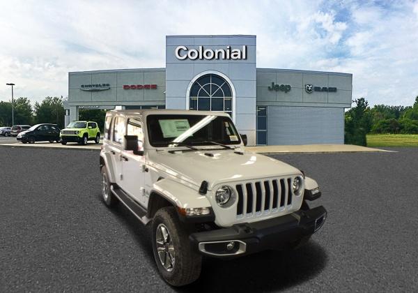 2019 Jeep Wrangler in Hudson, MA