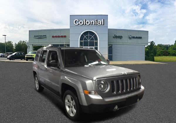 2015 Jeep Patriot Limited 4wd For Sale In Hudson Ma Truecar