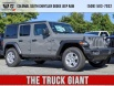2020 Jeep Wrangler Unlimited Sport S for Sale in Dartmouth, MA