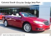 2013 Chrysler 200 Limited Convertible for Sale in Dartmouth, MA