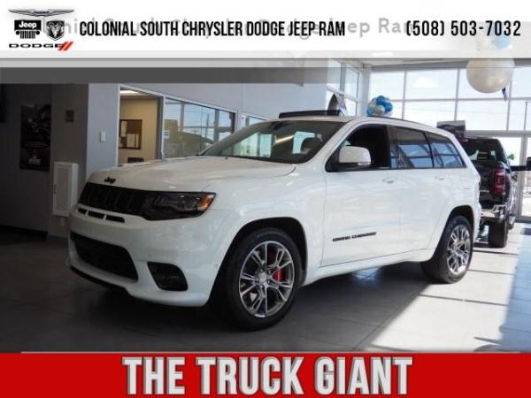 2019 Jeep Grand Cherokee in Dartmouth, MA