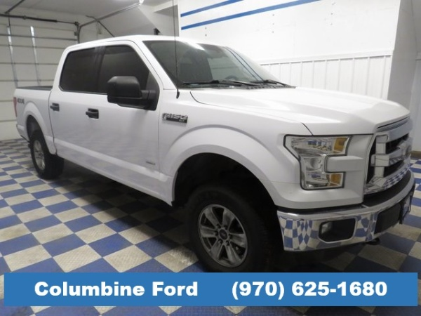 2015 Ford F-150 in Rifle, CO
