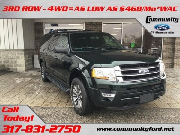 2016 Ford Expedition in Mooresville, IN