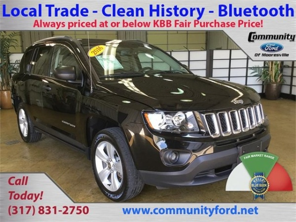2016 Jeep Compass in Mooresville, IN